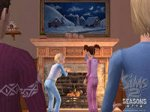 Зимние каникулы The Sims 3